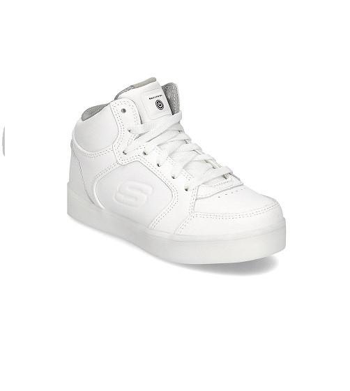 Купити Кросівки з підсвічуванням Skechers Energy Lights 90600L/WHT + USB - фото 1
