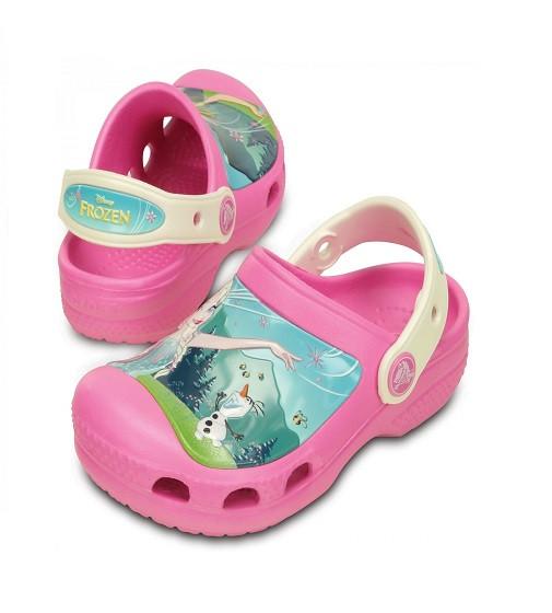 Купити Дитячі сабо Creative Crocs Frozen™ Fever Clog (202706) - фото 1
