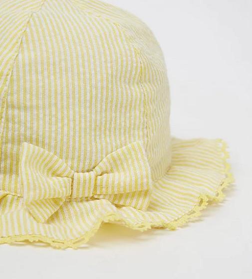 Купити Панамка George Yellow смужка - фото 1