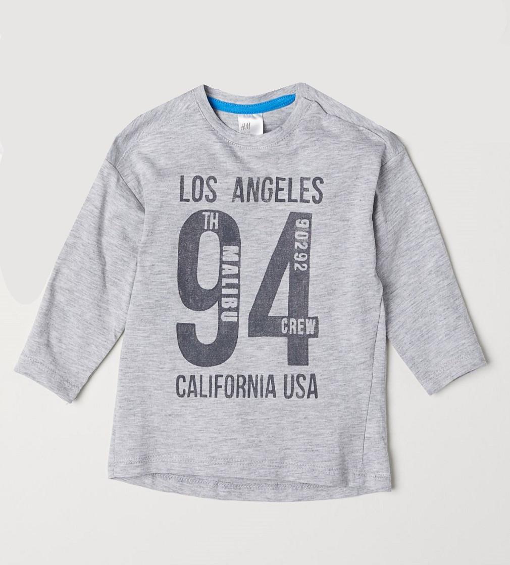 Купити Реглан H&M LOS ANGELES - фото 1