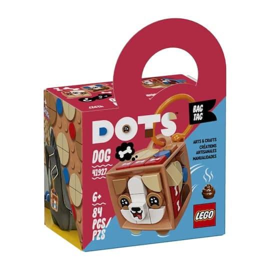 Купити LEGO® DOTS Брелок для сумочки Bag Tag Dog - фото 1