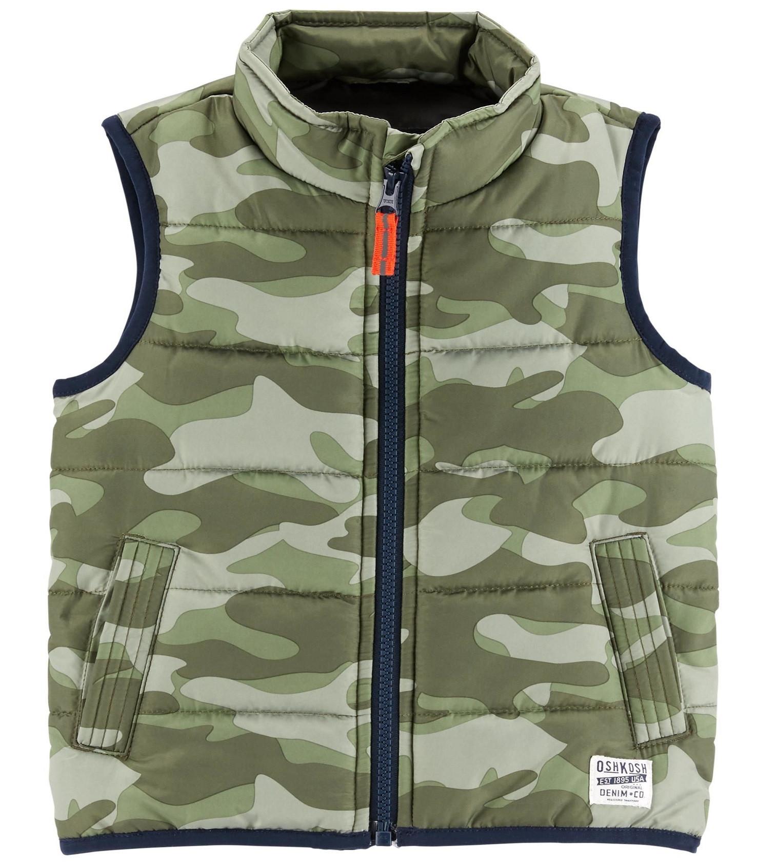 Купити Жилетка OshKosh Vest Camo - фото 1