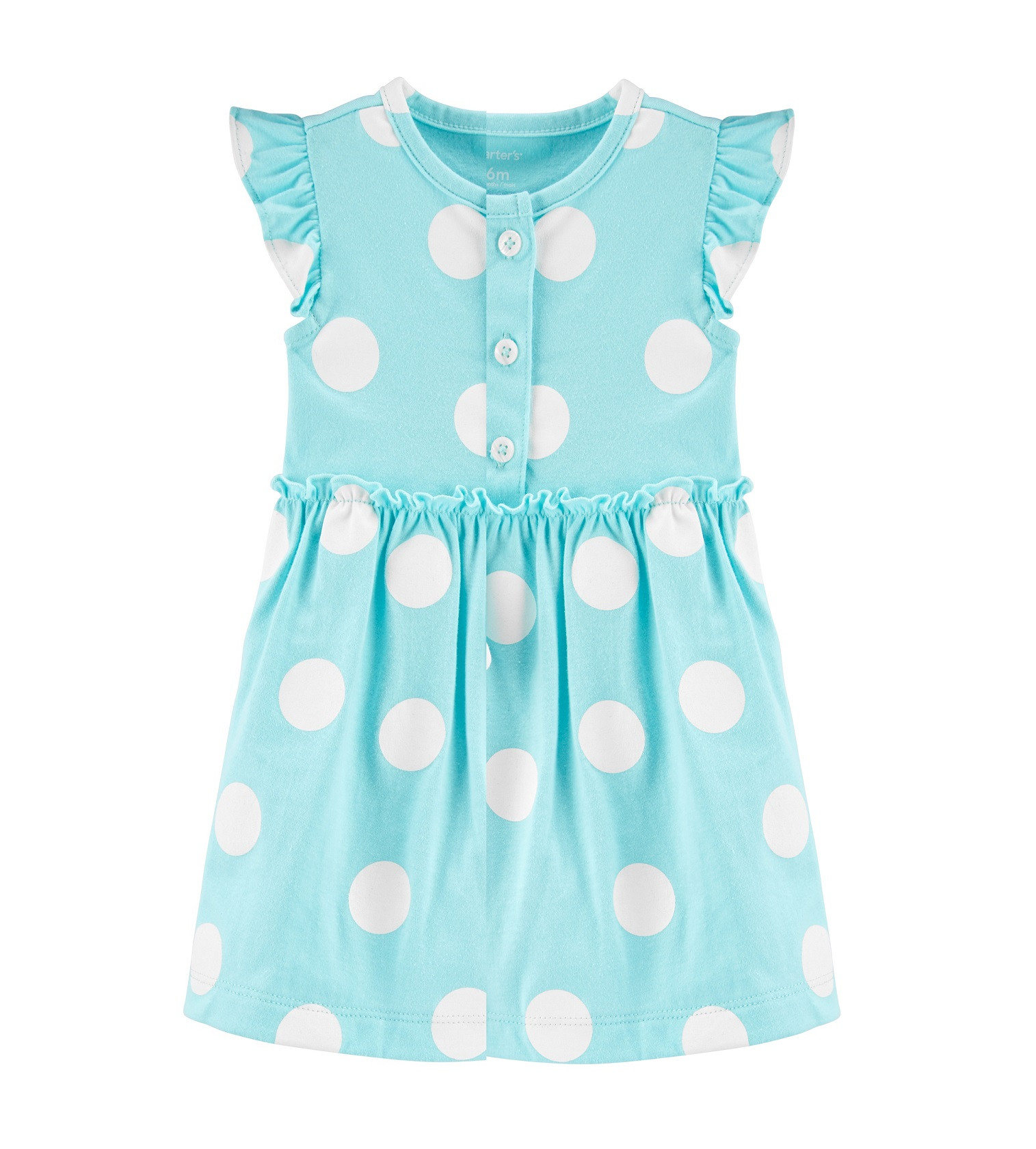 Купити Сукня з трусиками Carters Blue Горошек - фото 1
