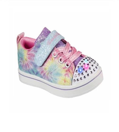 Купити Кеды Skechers Twinkle Toes: Sparkle Rayz - Groovy Dreamz - фото 1