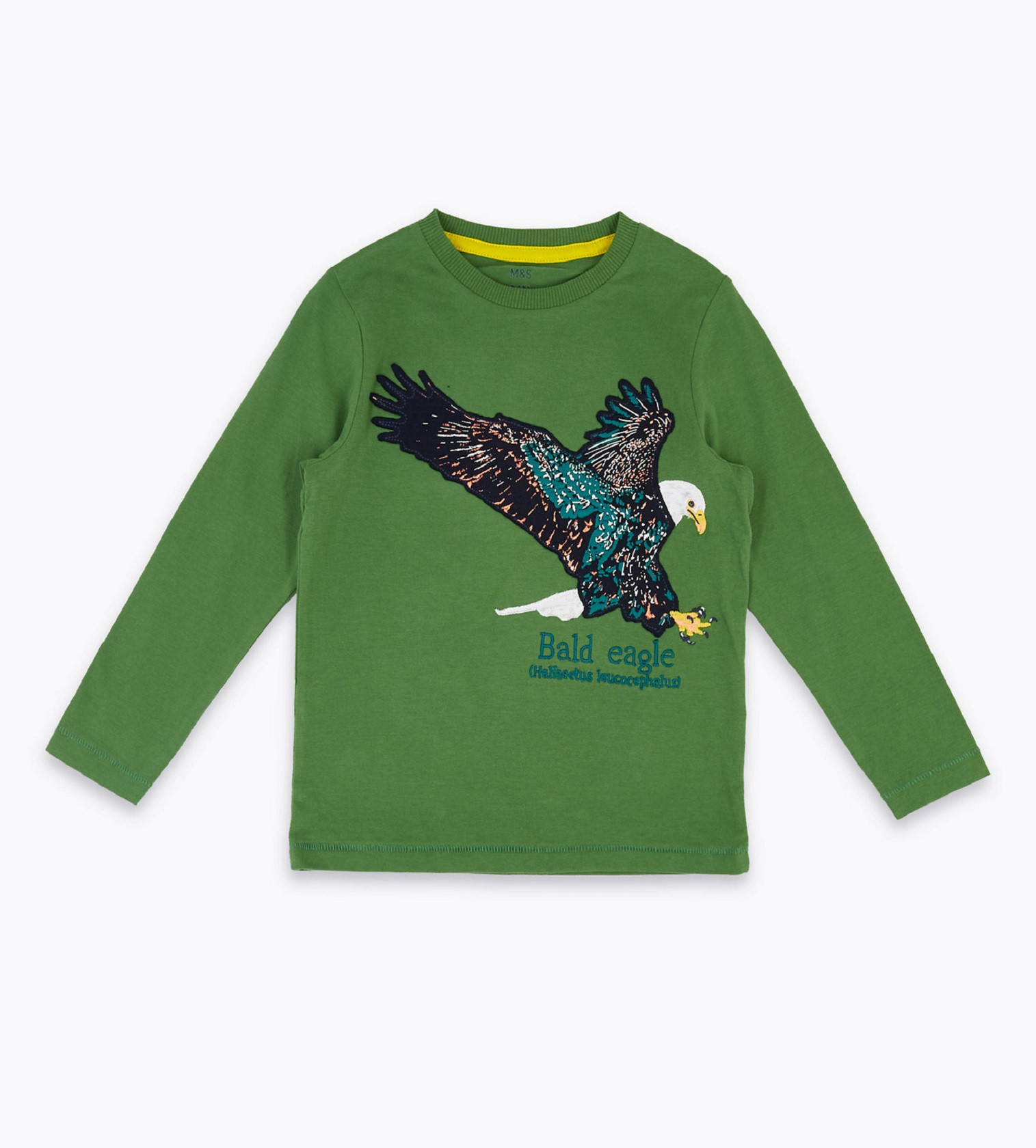 Купити Реглан M&S Embroidered Eagle - фото 1