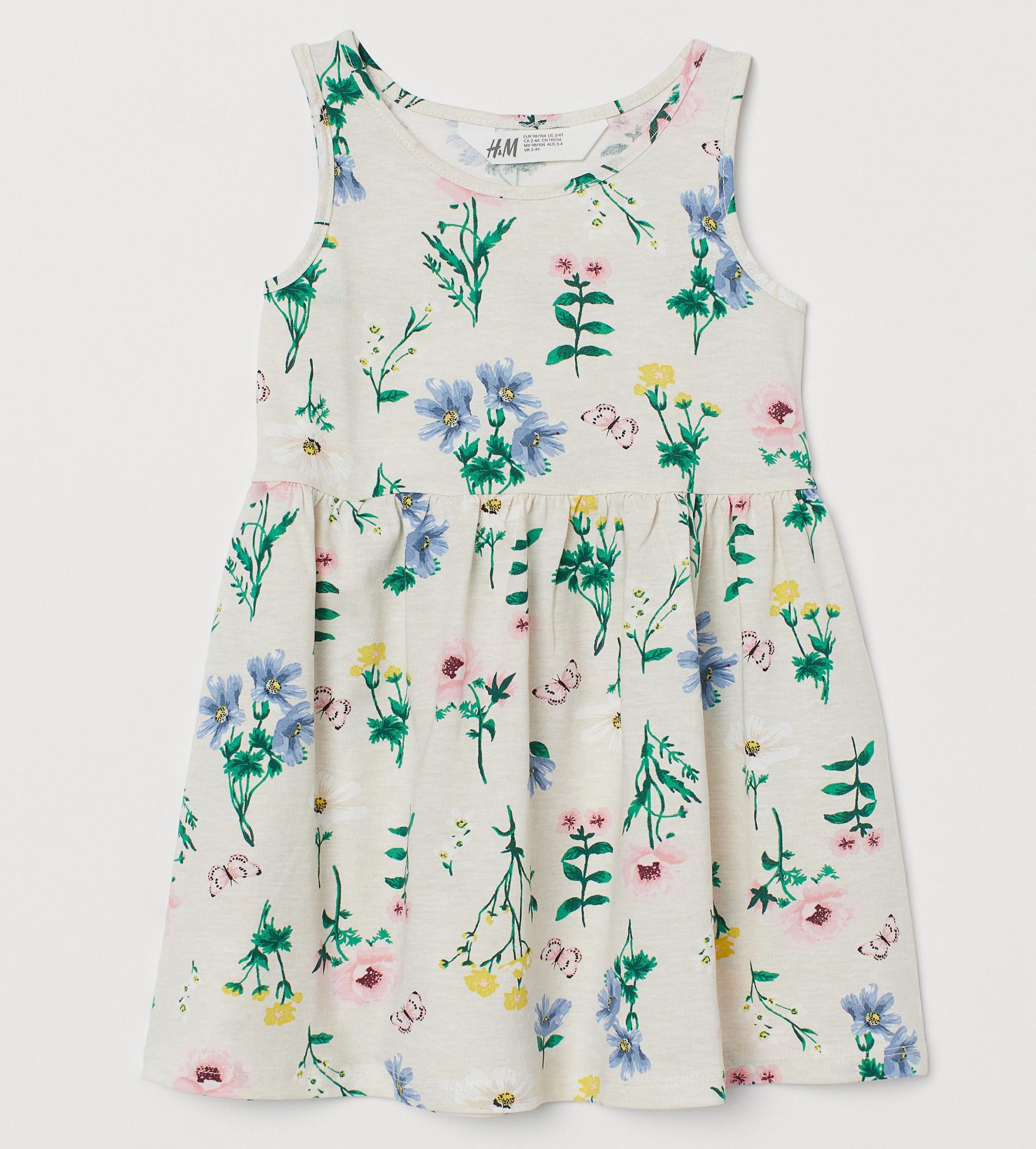Купити Сарафан H&M NATURAL WHITE/FLORAL - фото 1