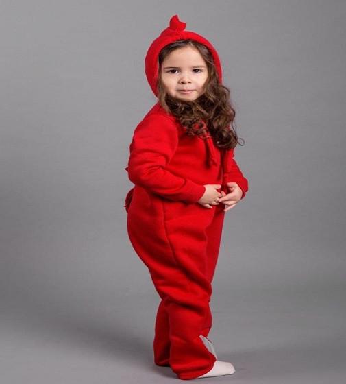 Купити Комбінезон на флісі Vera Gross (110-134 Червоний) - фото 1