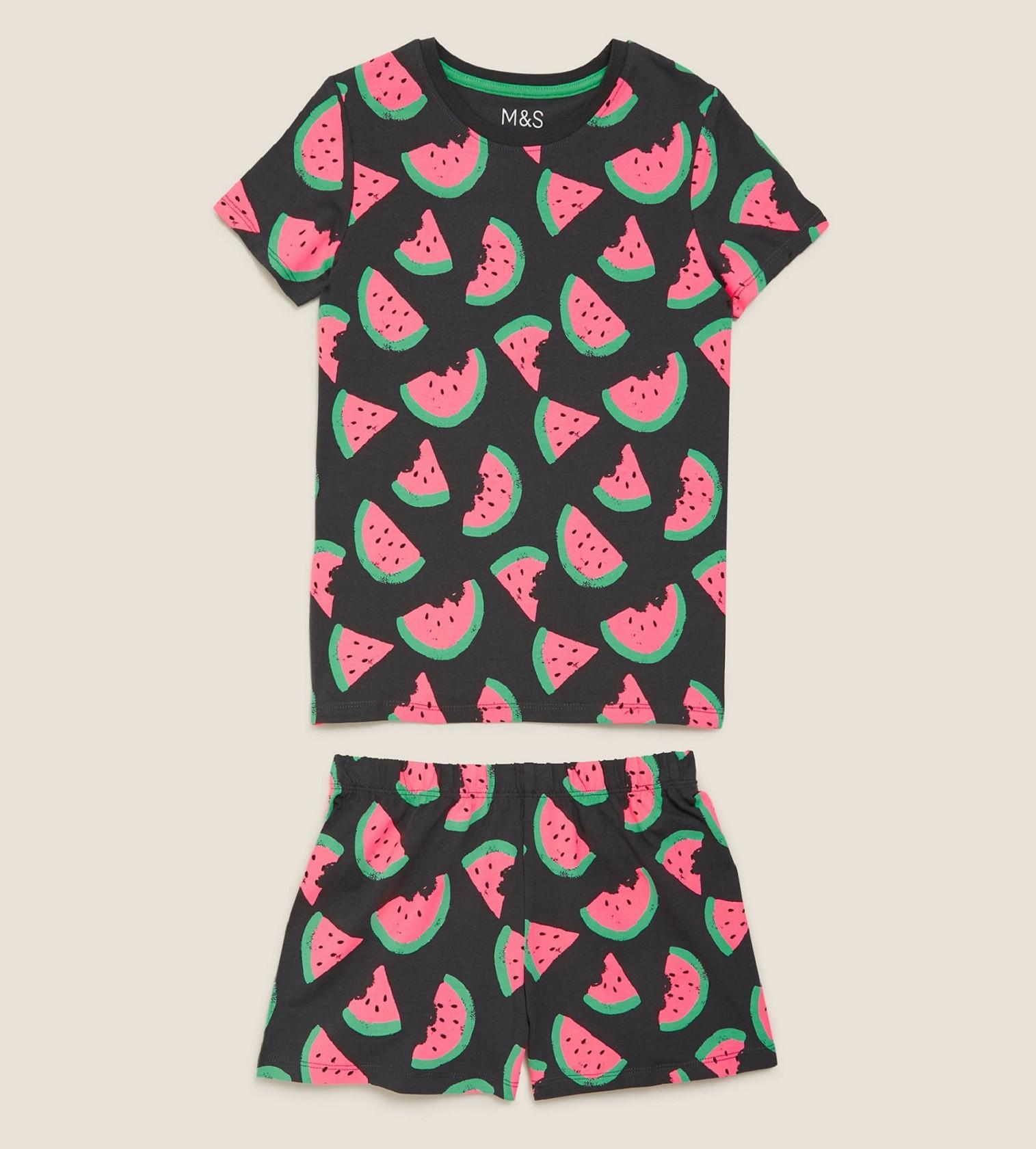 Купити Піжама M&S Cotton Watermelon - фото 1