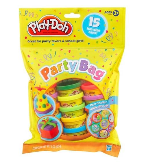 Купити Набір пластиліну для свята з 15 міні-баночок Play-Doh® Party Bag - фото 1