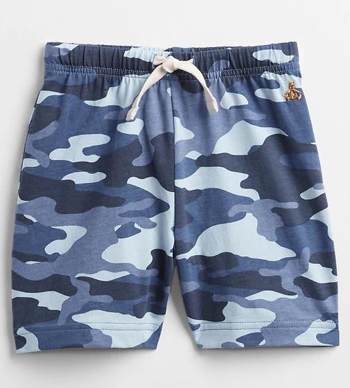 Купити Шорти трикотажні Gap Camouflage - фото 1