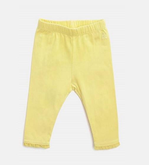 Купити Легінси Gap Жовті ажур - фото 1