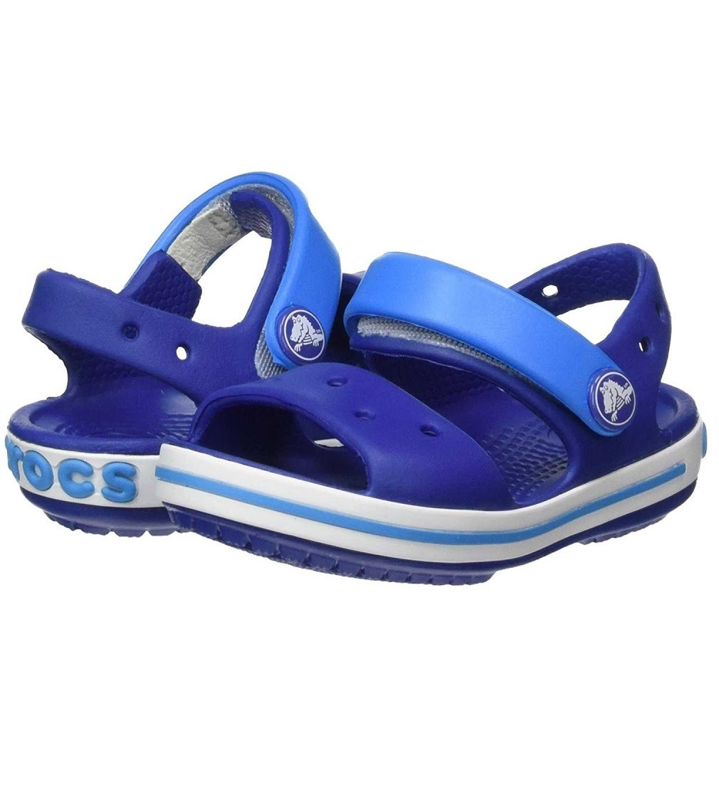 Купити Сандалі Crocs Crocband Sandal Kids Blue/Ocean - фото 1