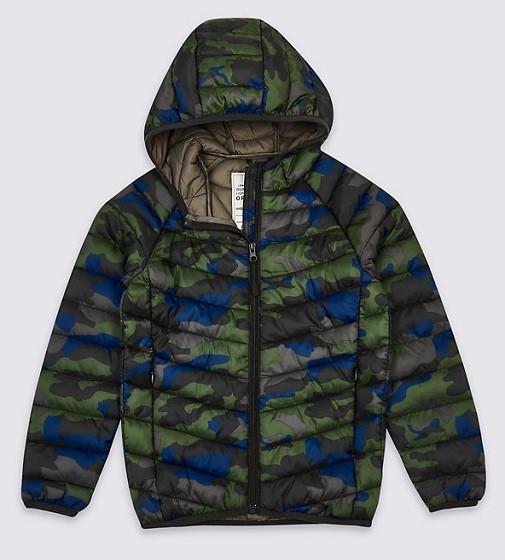 Купити Куртка легка M&S Camouflage - фото 1