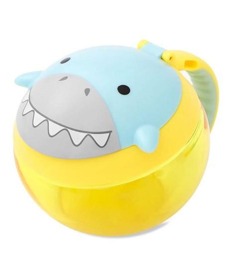 Купити Контейнер-чашка для снеків Skip Hop Акула 9I237010 - фото 1