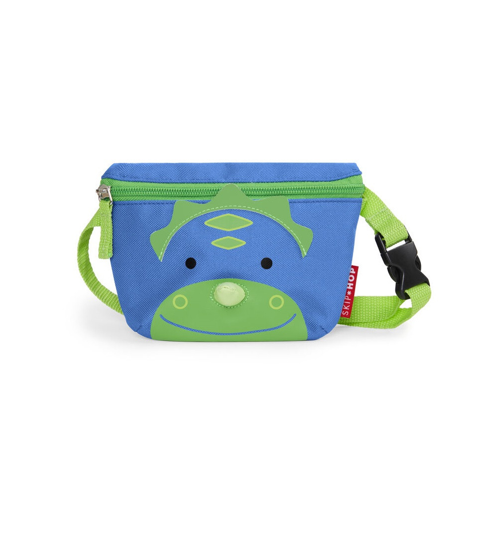 Купити Поясна сумка бананка Skip Hop Zoo Hip Pack Dino - фото 1
