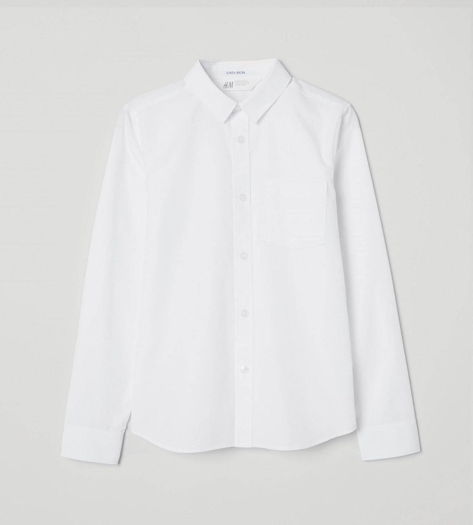 Купити Сорочка класична H&M Біла - фото 1