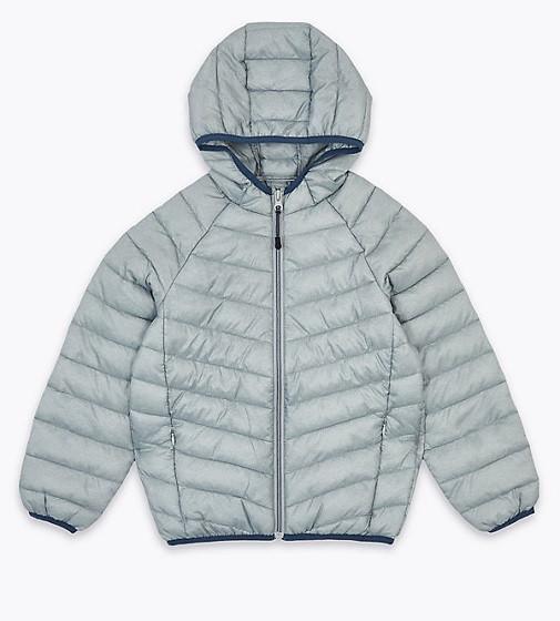 Купити Куртка легка M&S T87/6163y Grey - фото 1