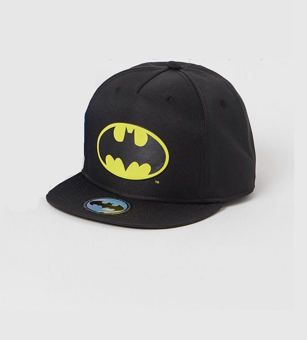 Купити Кепка H&M Black Бетмен - фото 1