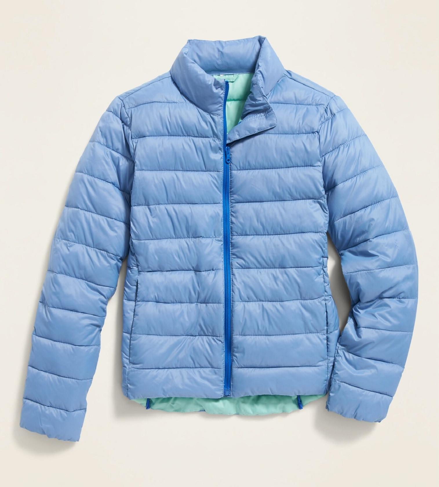 Купити Куртка Легка Old Navy Nylon Блакитна - фото 1