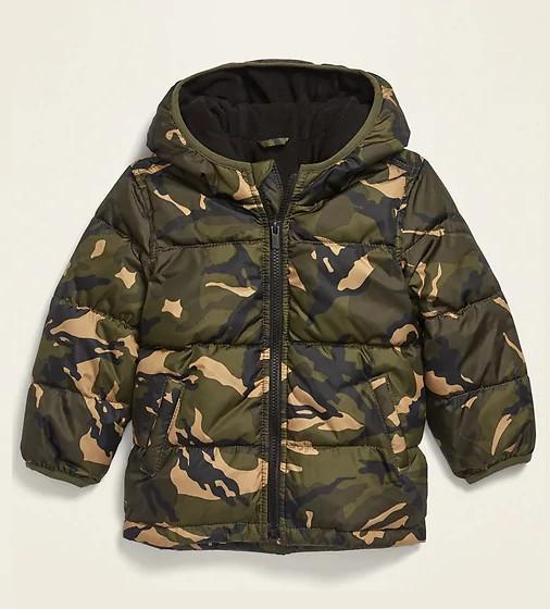 Купити Куртка Unisex з камуфляжним принтом OldNavy 609223 - фото 1