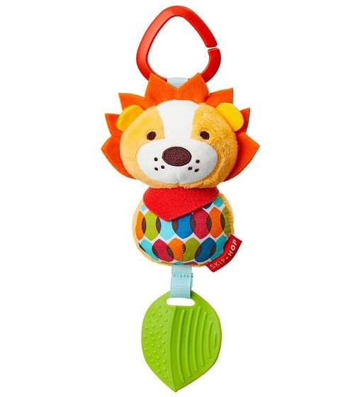 Купити Розвиваюча іграшка-підвіска Skip Hop Левеня - фото 1