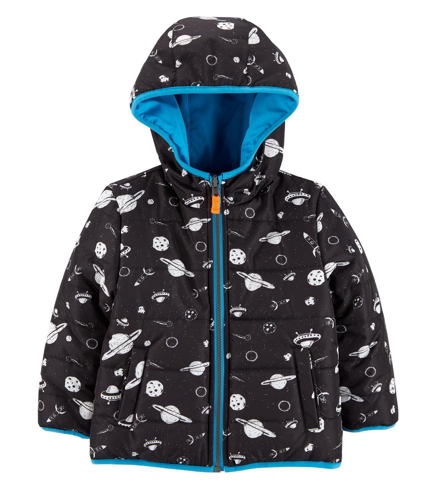 Купити Куртка на флісі Carters Галактика - фото 1