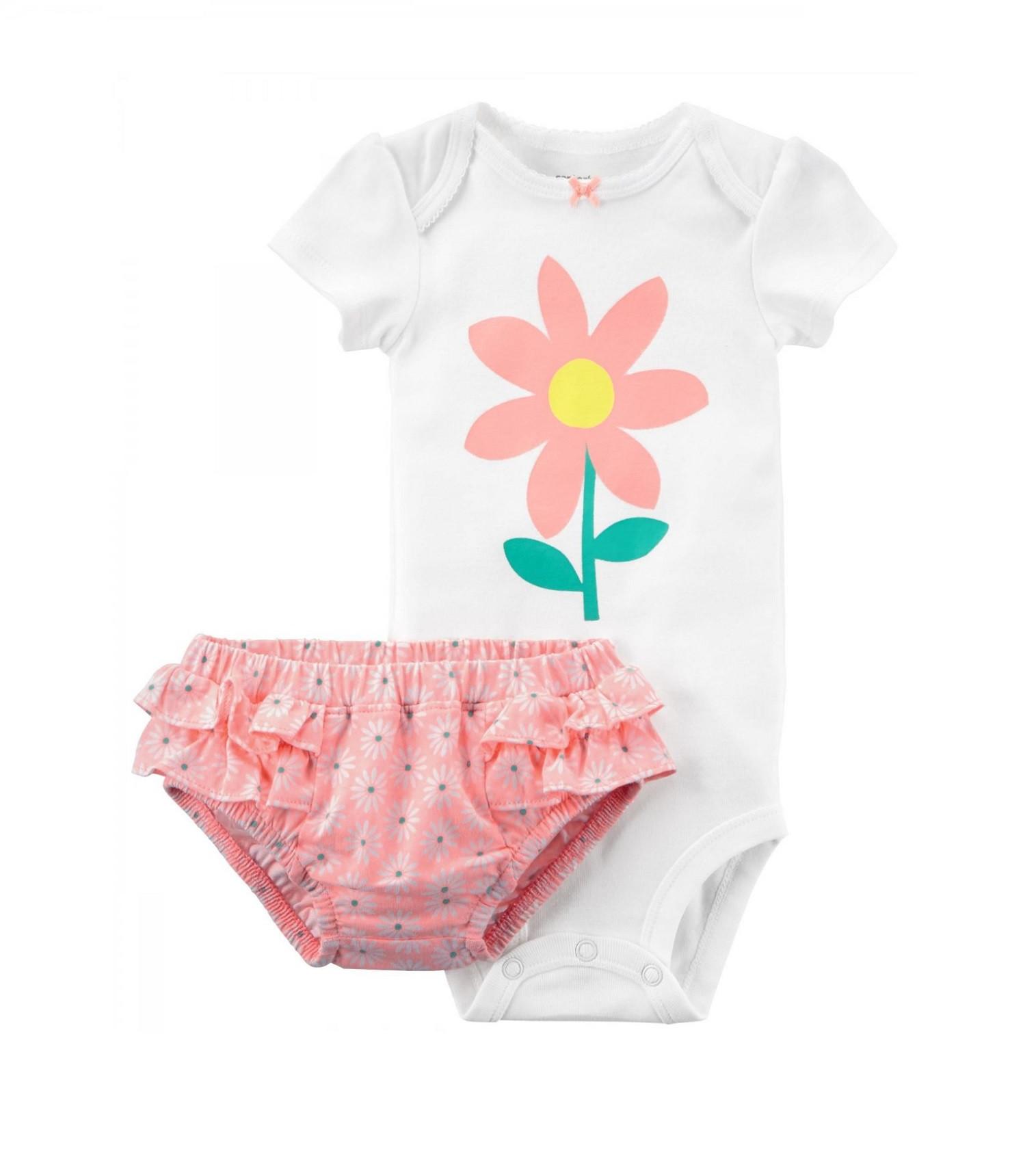 Купити Набір Carters Pink Квіточка - фото 1