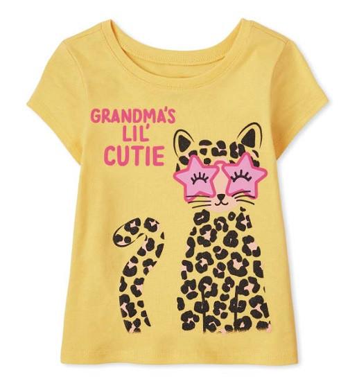 Купити Футболка Childrensplace Grandmas lil cutie - фото 1