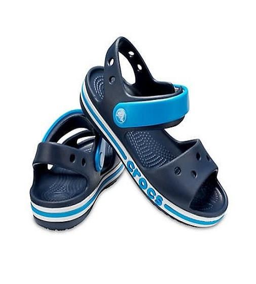 Купити Сандалії Crocs Bayaband Navy Темно сині - фото 1