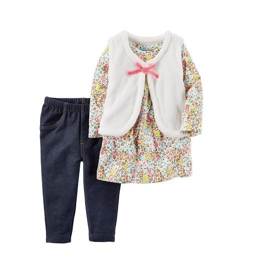 Купити Набір 3-Piece Little Vest Set Carters (121h663) - фото 1