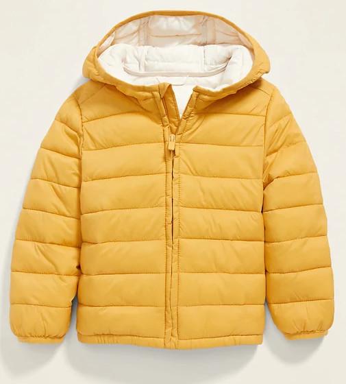 Купити Водонепроникна легка куртка-пуховик Old Navy (Sweet Pollen) Unisex - фото 1