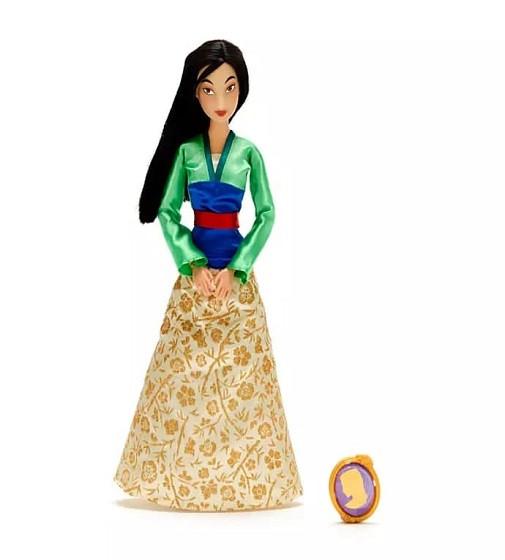 Купити Принцеса Мулан Лялька 29 см від Діснея (Disney Princess Mulan) - фото 1
