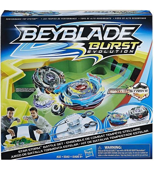 Купити Ігровий набір Бейблейд Bey Blade Burst Evolution Star Storm Battle Set арена і волчокt (E0722) - фото 1