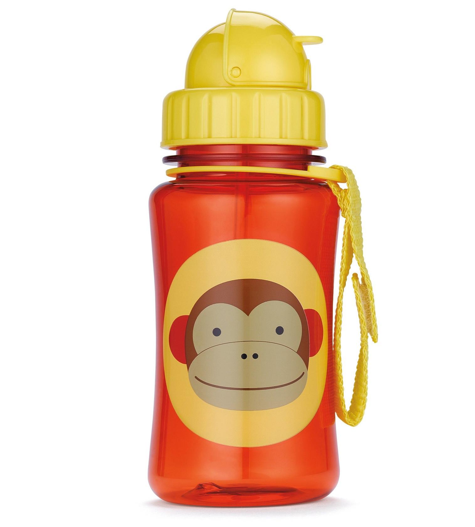 Купити Поїльник дитячий Skip Hop Мавпочка Monkey - фото 1