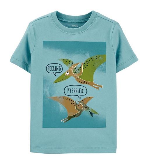 Купити Футболка Carters Feeling Pterrific Dinosaur - фото 1