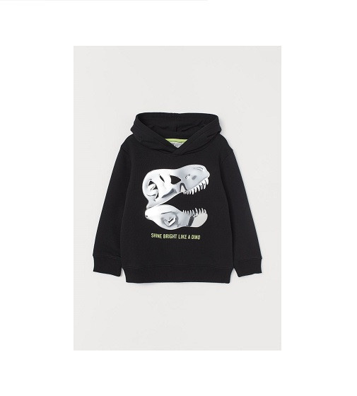 Купити Худі Metallic-motif hoodie H & M (0910186002) - фото 1