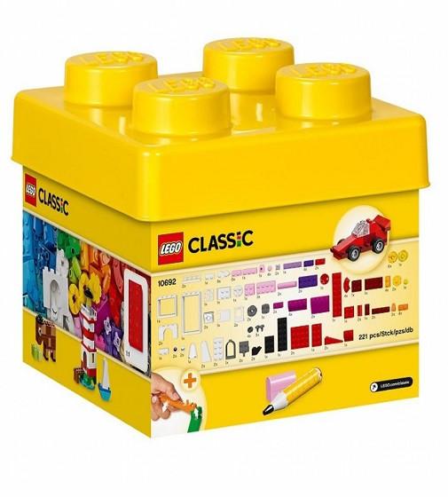Купити LEGO® Classic Кубик для творчого будівництва 10692 - фото 1