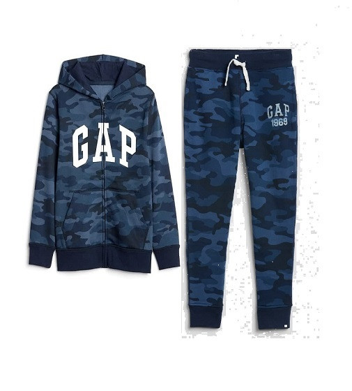 Купити Костюм на флісі Gap Logo Print Fleece (538901) - фото 1