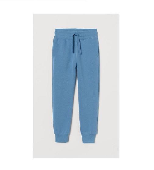 Купити Штани Тонкі Jersey joggers H&M (0738873016 blue) - фото 1