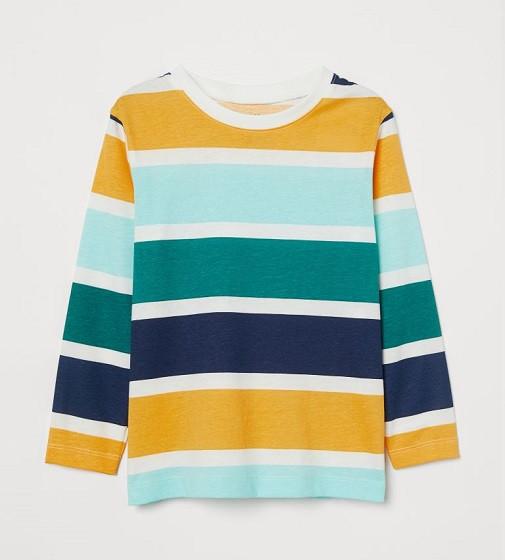 Купити Реглан H&M Желто/Разноцветная полоска - фото 1
