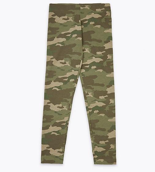 Купити Леггінси M&S Camouflage Print - фото 1
