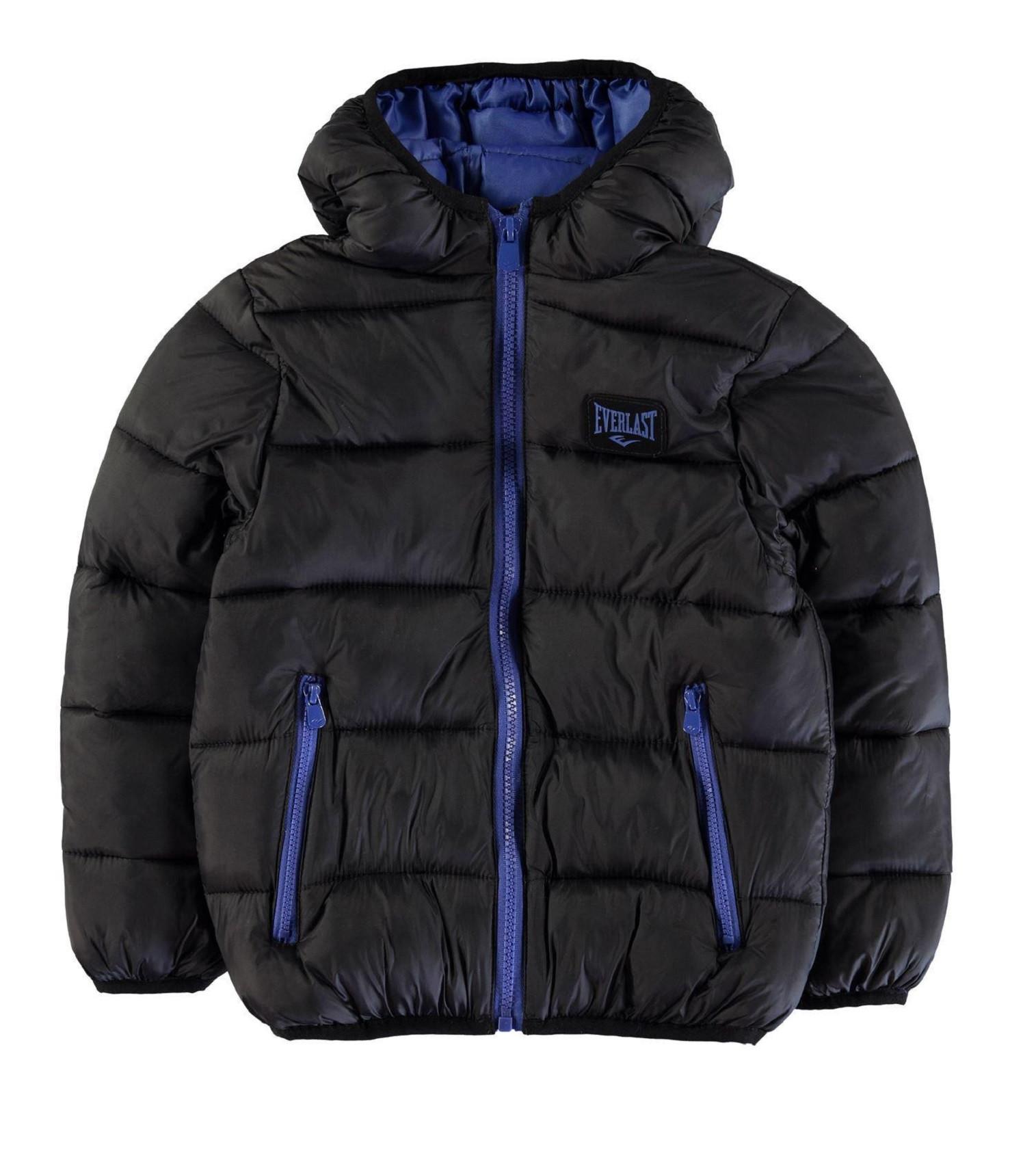 Купити Куртка EVERLAST BLACK/ROY - фото 1