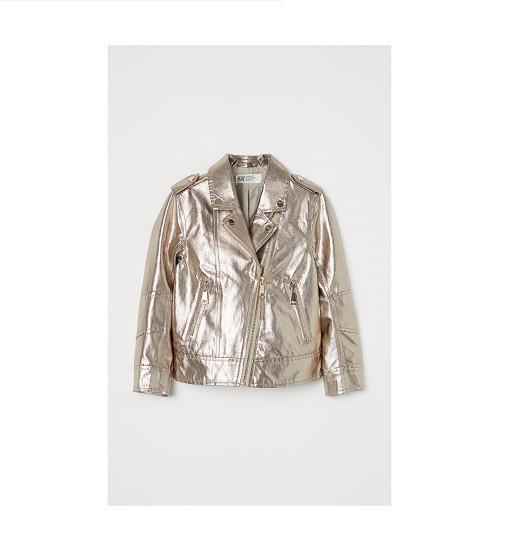 Купити Куртка - жакет Shimmery Metallic Jacket H & M (0873117001) - фото 1