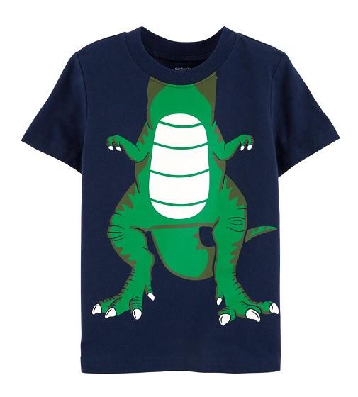 Купити Футболка Carters Dinosaur Costume: Navy - фото 1