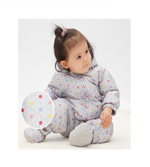 Купити Комбінезон на пуху Baby ColdControl Ultra Max Snowsuit Gap (473979) - фото 1