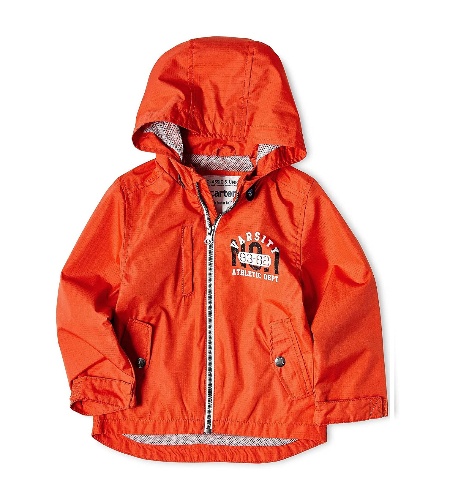 Купити Вітрівка Carters Orange - фото 1