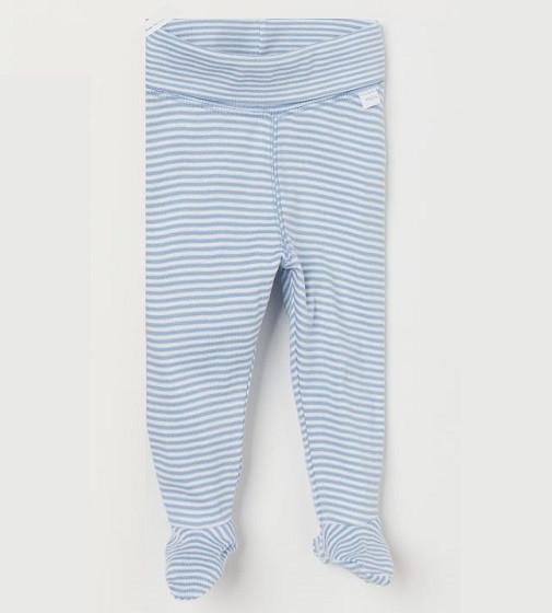 Купити Трикотажні штанці H&M Смужка - фото 1