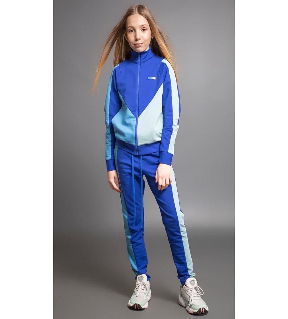 Купити Спортивний костюм Овен Тревор Блакитний (19К1-513) - фото 1