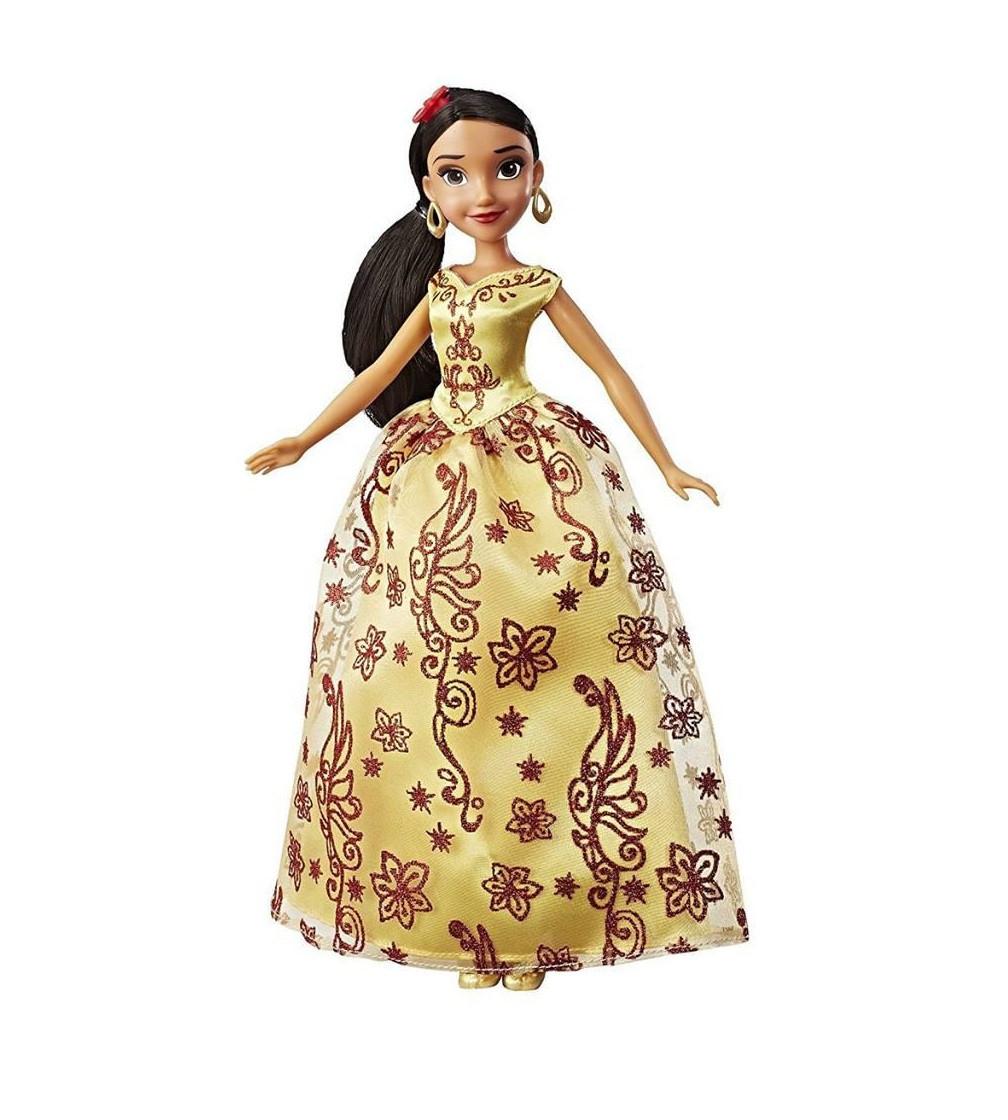 Купити Лялька Олена Авалор 29 см від Діснея Hasbro (Disney Elena of Avalor Navidad Gown) - фото 1