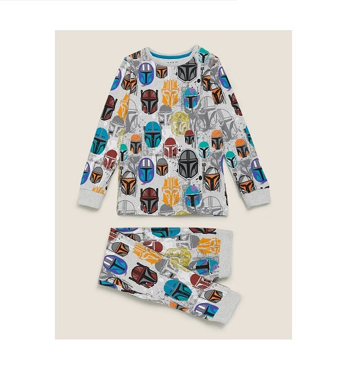 Купити Піжама The Mandalorian ™ Pyjama Set M&S (t86/5381c) - фото 1
